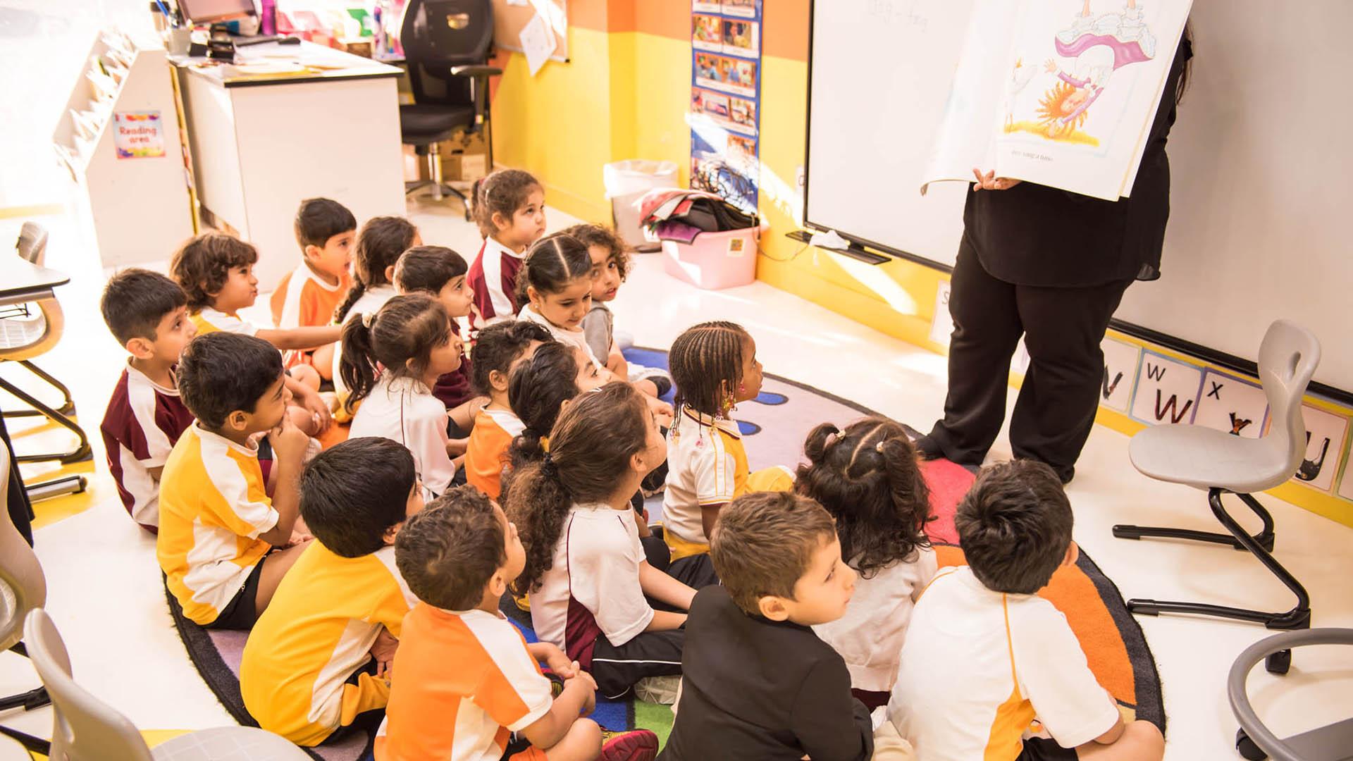 LEARNING CORRIDORS: MAKING LEARNING FUN!