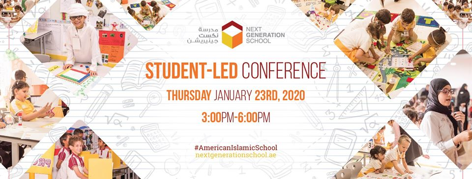 Student-Led Conference 23rd January