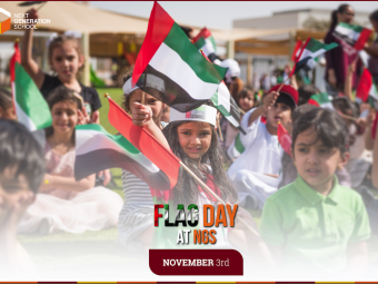 Flag Day Celebrations on November 3rd