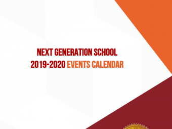 NGS Events Calendar 2019.2020