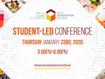 Student-Led Conference