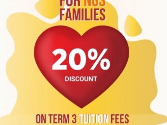 Next Generation School Dubai Offers 20% Discount for All Families