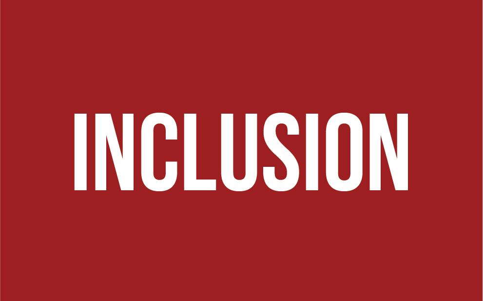 Inclusion Department