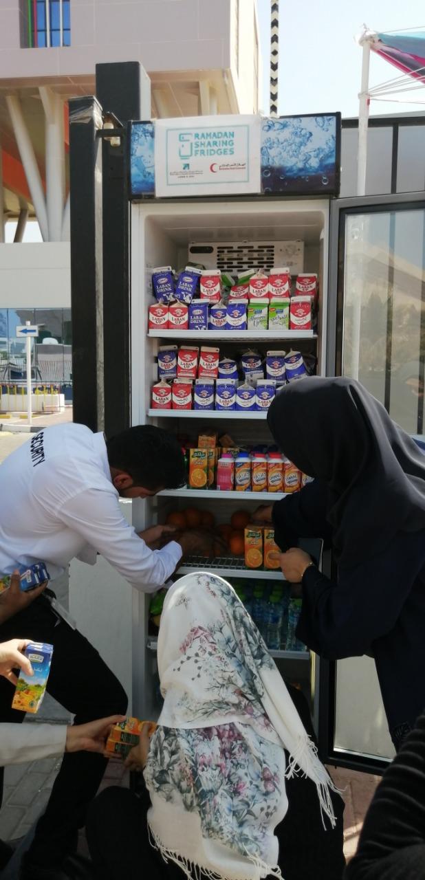 حملة الغذاء في شهر رمضان