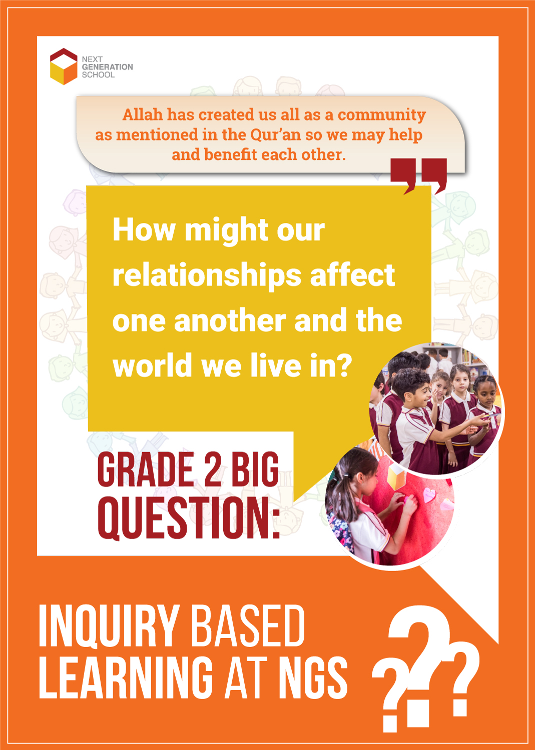 Grade 2 inquiries