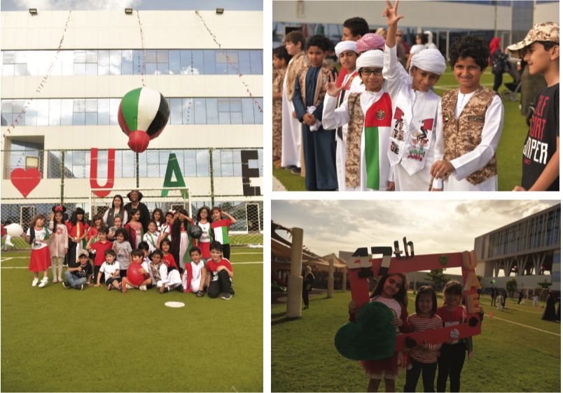 UAE National Day Celebrations and Martyrs Day at NGS