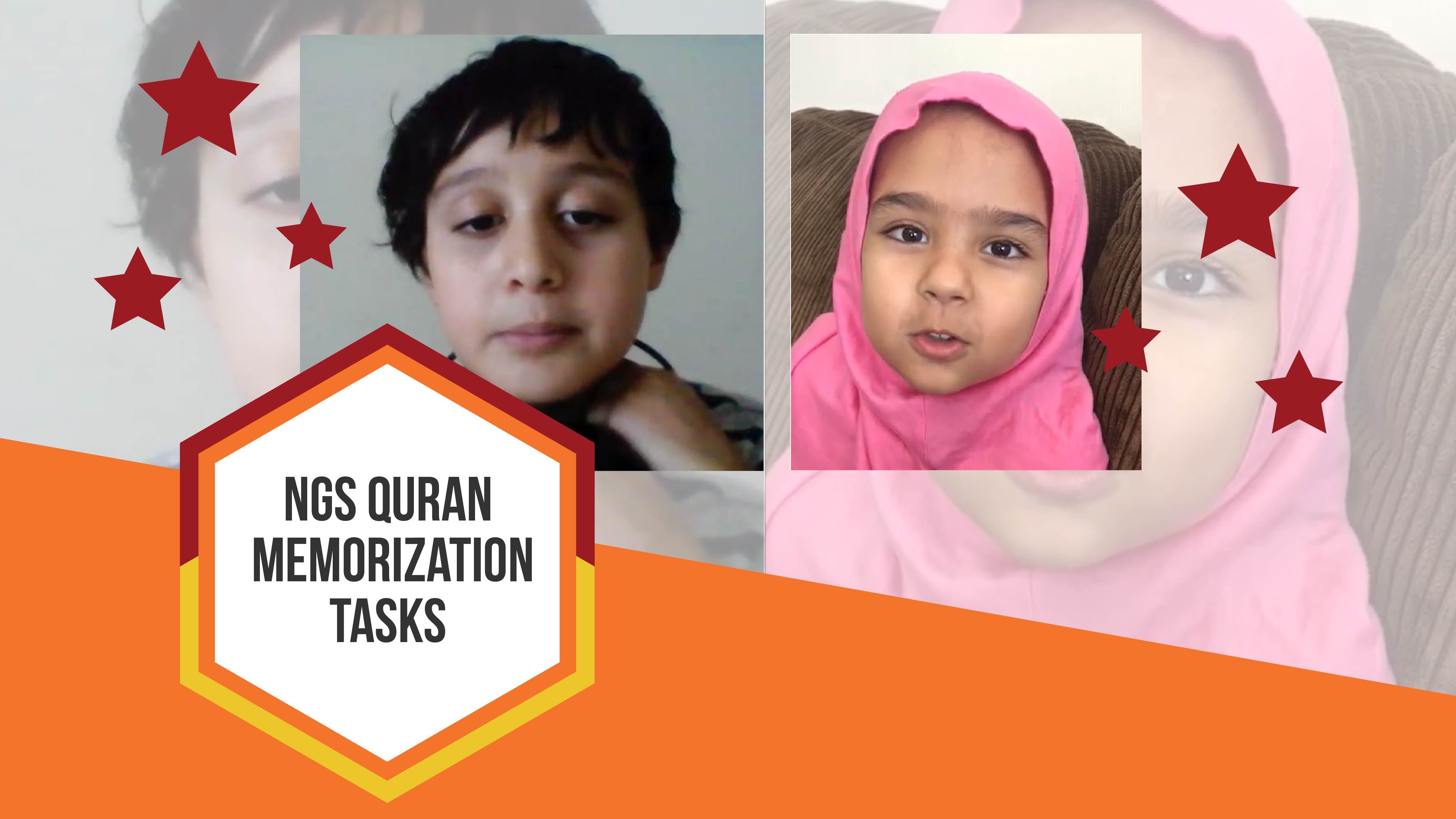 NGS Quran Stars Continue to Submit their Memorization Tasks