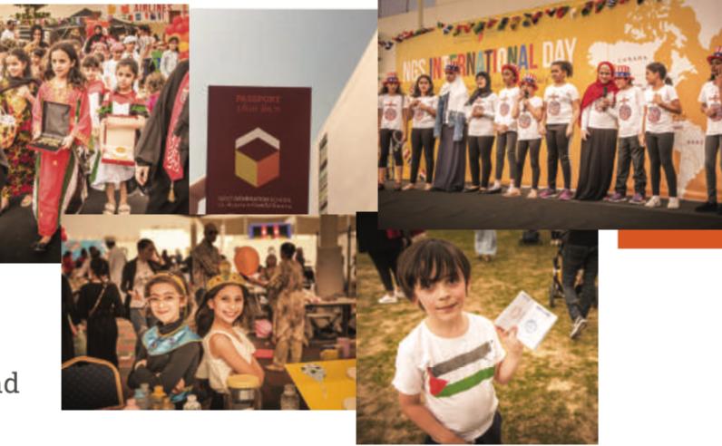 تحتفل نكست جينيريشن باليوم الدولي لأول مرة