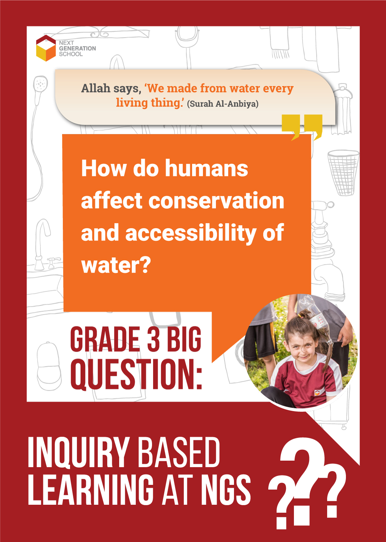 Grade 3 inquires