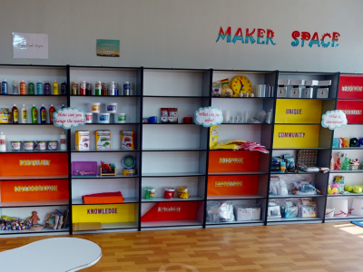 Opening of New Makerspace