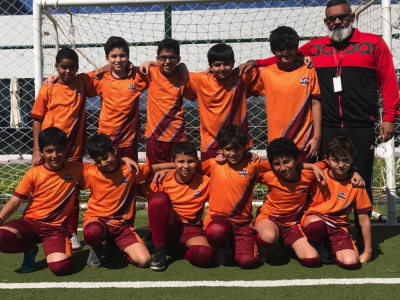NGS Football Teams Win Big