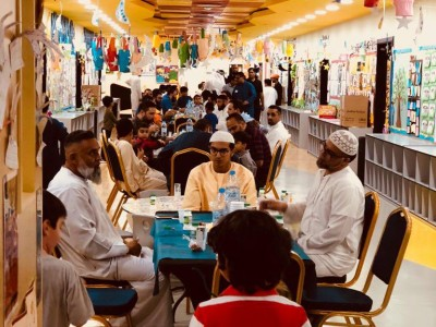 NGS Parents Iftars