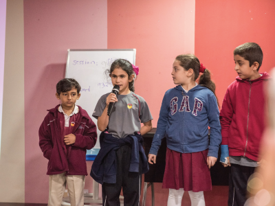 Student Assemblies for Learner Profile