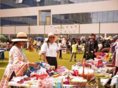 NGS 2nd Annual Charity Bazaar
