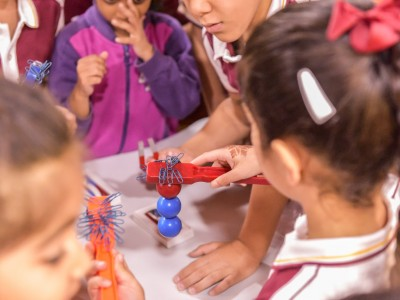 Grade 1 Explore Different Science Tools and Inquire About Different Science Aspects