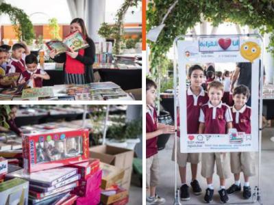 NGS Hosts Annual Book Fair Week