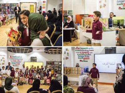 Arabic Department Holds School Wide Poetry Competition