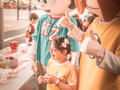 NGS Kidpreneurs are back in Business and Kidzania is celebrating with us