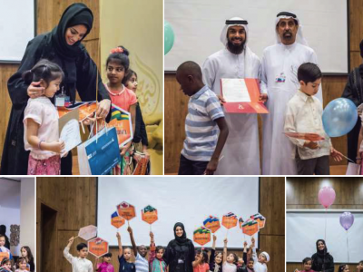 NGS Students Represent 11 Countries in You are Special Event by Awqaf